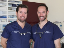 Dentists - Dr. Tom Rodgers and Dr. Gonzalo Lopez-Baillo
